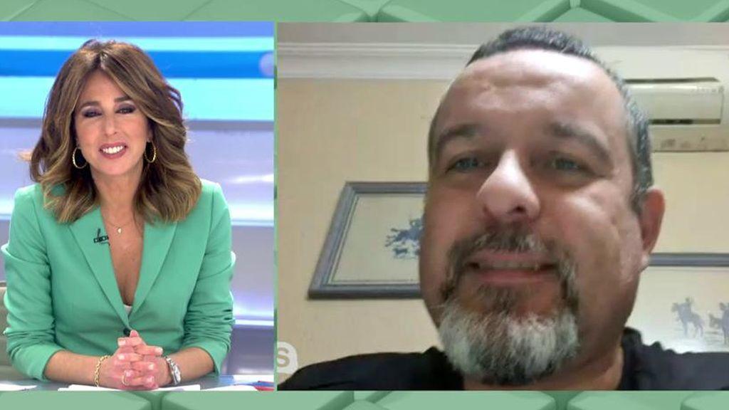 Entrevista a Emiliano Martín, premiado en la Lotería de Navidad
