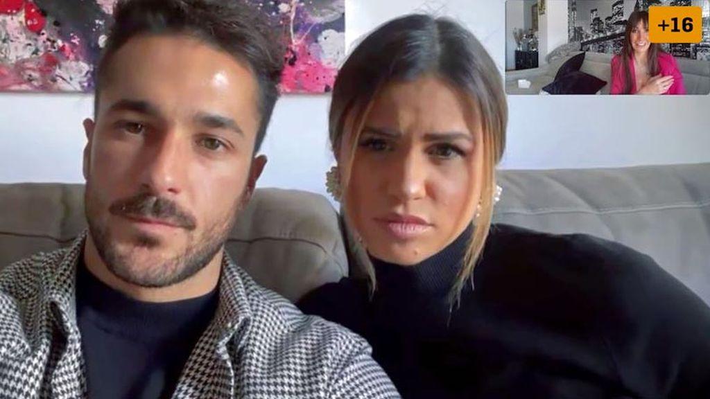 Fani Carbajo entrevista a Hugo y Marina  (2/2)