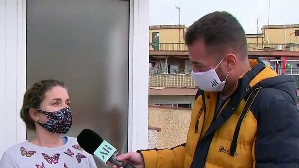 Entrevista a Lourdes, mujer que recupera su vivienda okupada después de tres años