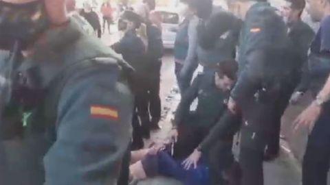 Así fue la detención del fugitivo buscado en Granada - NIUS