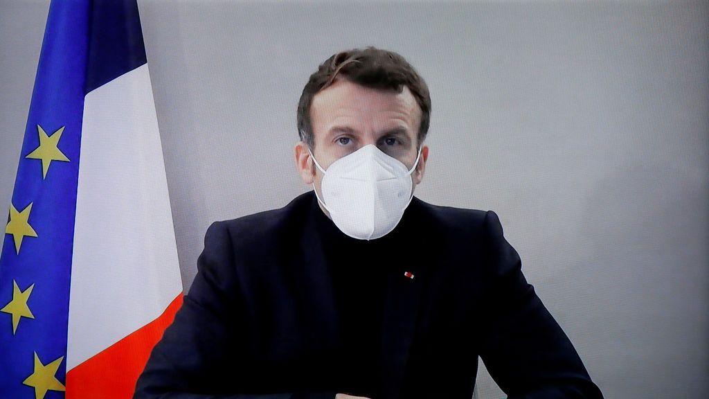 El presidente francés concluye la cuarentena tras su positivo en coronavirus