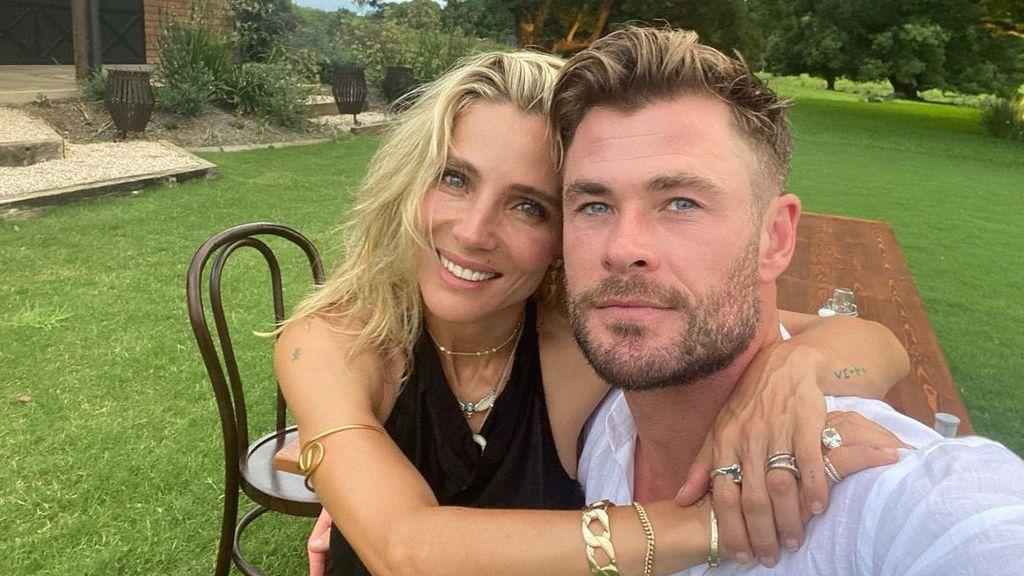 """Elsa Pataky y Chris Hemsworth celebran diez años de matrimonio: """"Fue casi tan divertido como la realidad"""""""