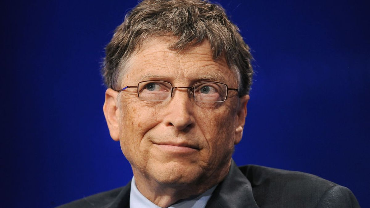 Bill Gates reflexiona sobre los hechos que permiten mirar con optimismo el 2021