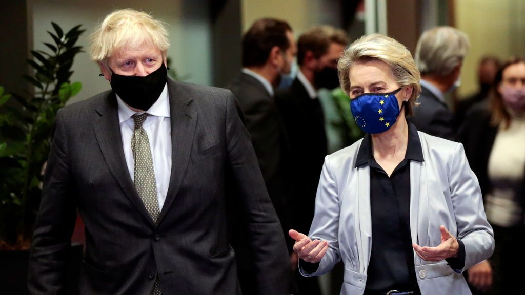 La Unión Europea y Reino Unido alcanzan el acuerdo final del Brexit