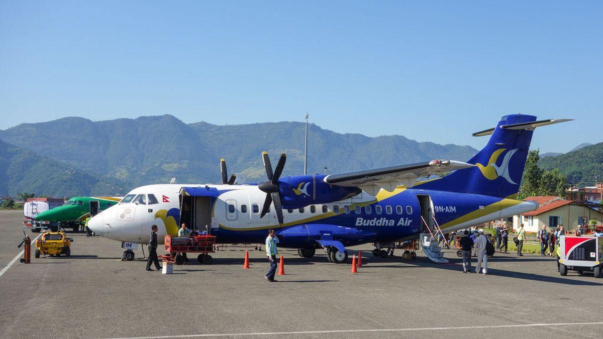 Un avión transporta por error a sus pasajeros a 255 kilómetros de su destino