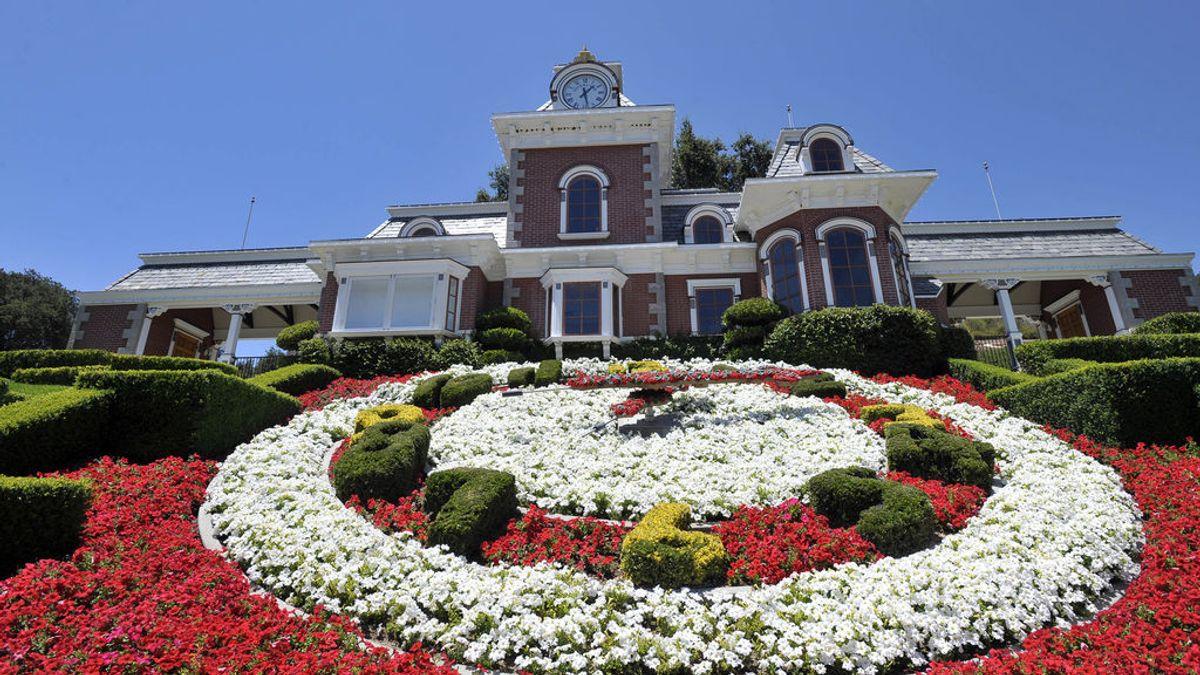 Neverland, el rancho de Michael Jackson, vendido por 22 millones de dólares
