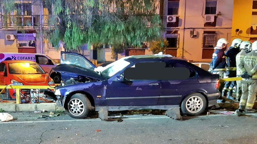 Accidente mortal en Tomares (Sevilla)