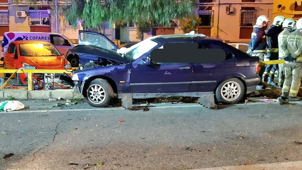 Accidente mortal en Bormujos (Sevilla)