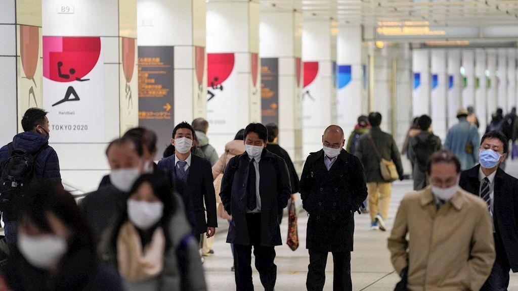 Japón detectan cinco casos de la nueva variante del coronavirus en pasajeros procedentes de Reino Unido