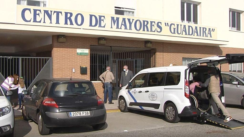 Residencia de mayores en Alcalá de Guadaíra