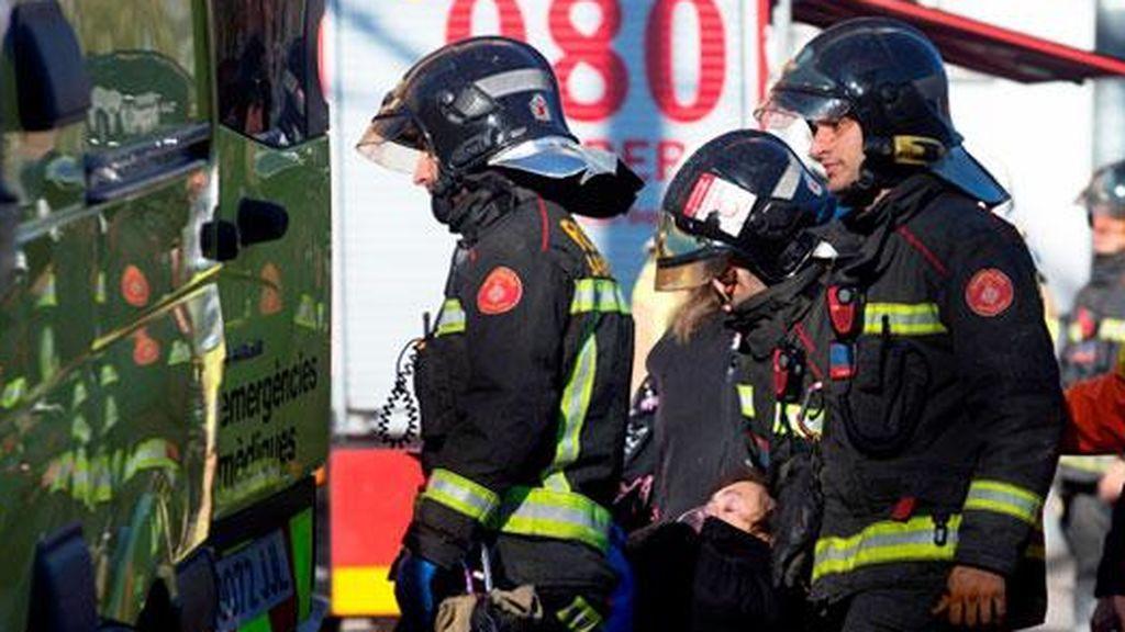 Dos muertos durante la noche de Navidad en dos incendios en Granollers y Sabadell