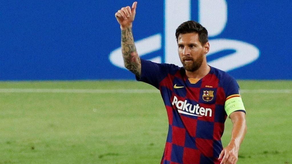 """El Barça quiere rengancharse a la Liga con un nuevo Messi: """"Está motivado, tenemos Messi para rato"""""""