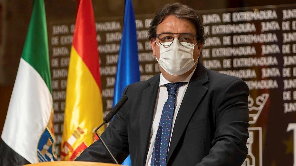 Extremadura reduce al 30% el aforo en comercios e interior de hostelería en Cáceres ante el aumento de casos