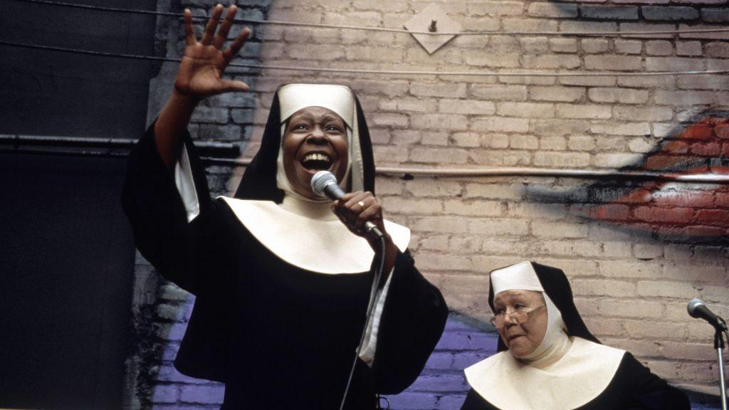 Whoopi Goldberg, en 'Sister Act 2' (1993)