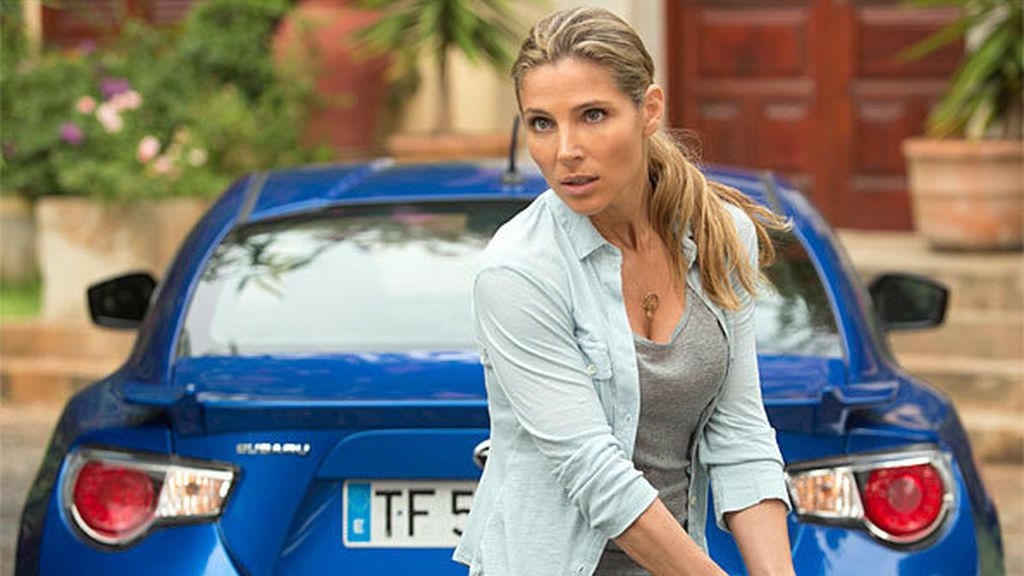 Y Elsa Pataky triunfó con 'Fast and furious'.