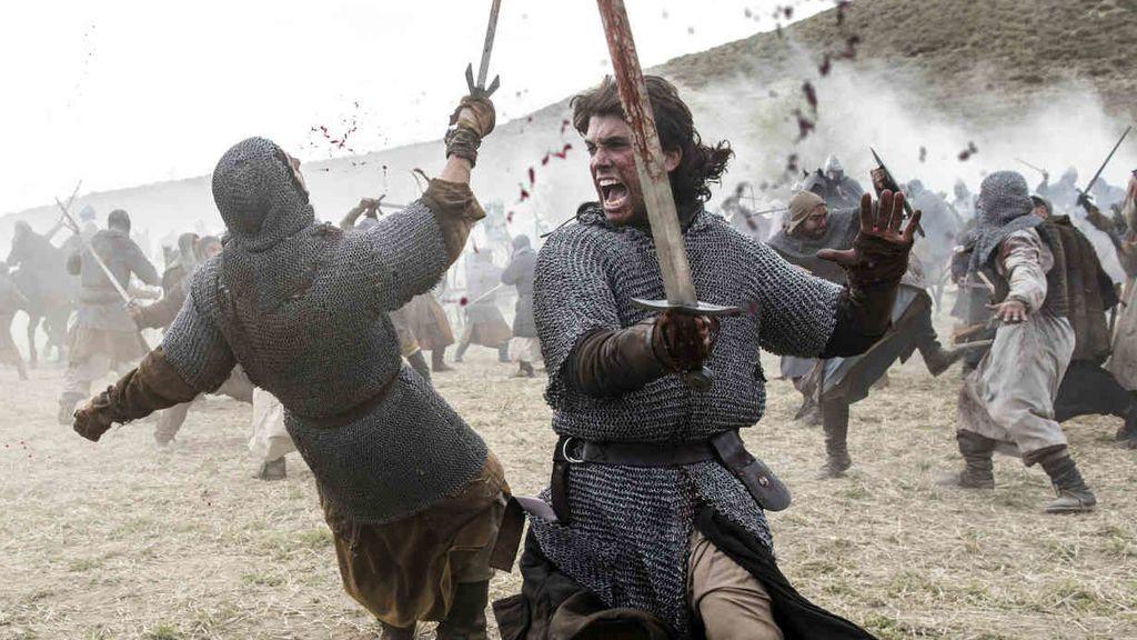 Tan fan del esgrima como de su familia: la cara B de Jaime Lorente, el último Cid
