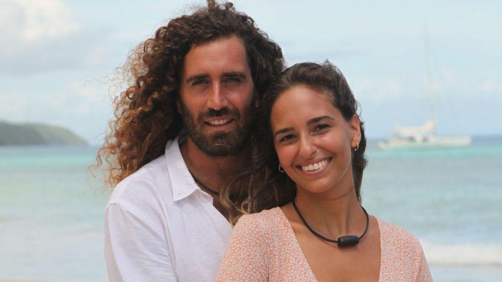 Raúl y Claudia tuvieron que cerrar su relación abierta aunque él no estaba del todo convencido