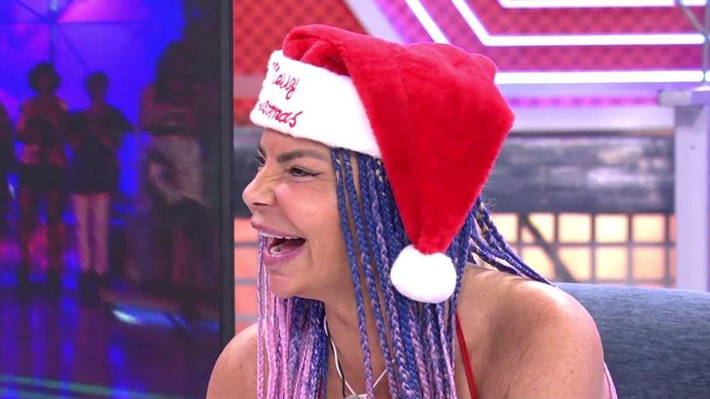 Leticia Sabater en 'Sábado Deluxe'