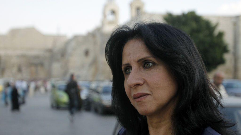 """Vera Baboun, exalcaldesa de Belén:  """"En mi vida había visto la Iglesia de la Natividad vacía"""""""