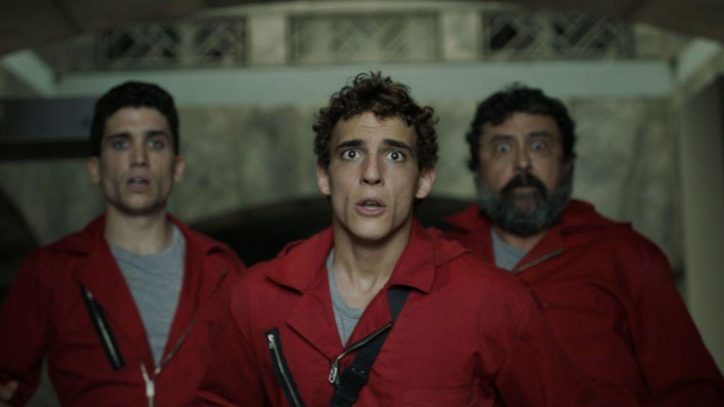 Miguel Herrán y Jaime Lorente, una amistad que traspasa la pantalla