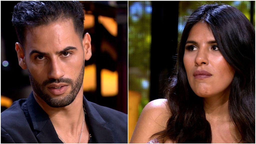 Asraf pide perdón a Isa por sus comportamientos machistas