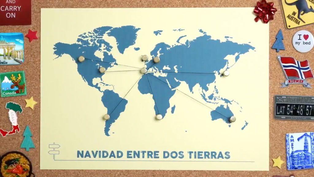 Españoles entre dos tierras (también en Navidad)