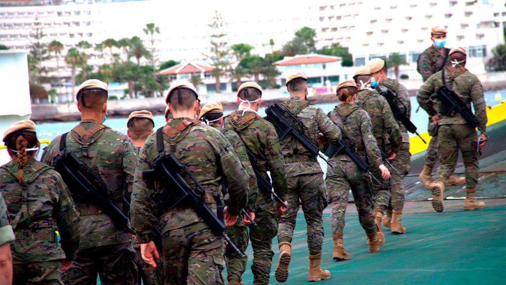 Pruebas físicas para entrar en el ejército: ¿en qué consisten?