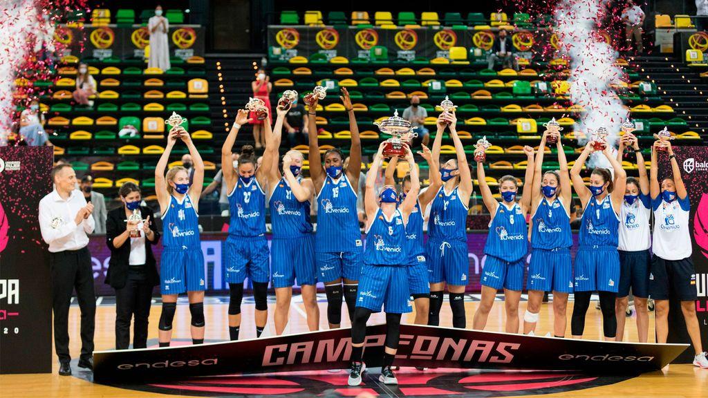 Conoce a los mejores equipos femeninos de baloncesto en España