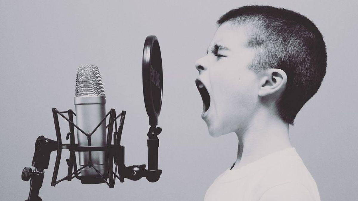 """Hiperactividad infantil: """"bla bla bla bla"""""""