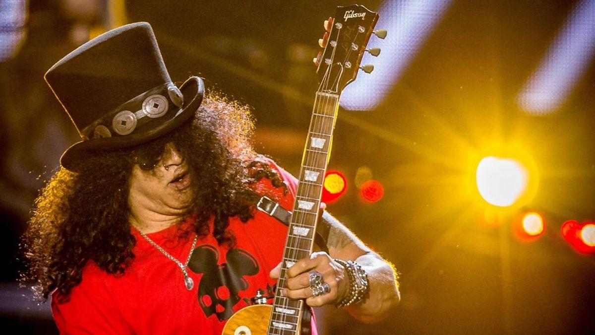 Slash lo confirma: habrá nueva música de Guns N' Roses en 2021