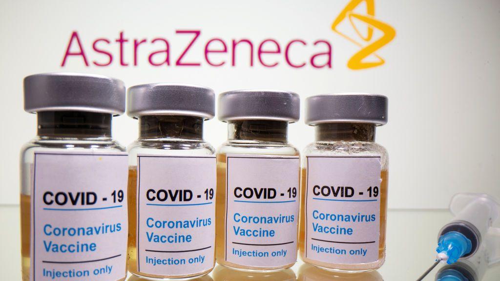 AstraZeneca asegura que su vacuna protege al 100% contra formas graves de Covid-19