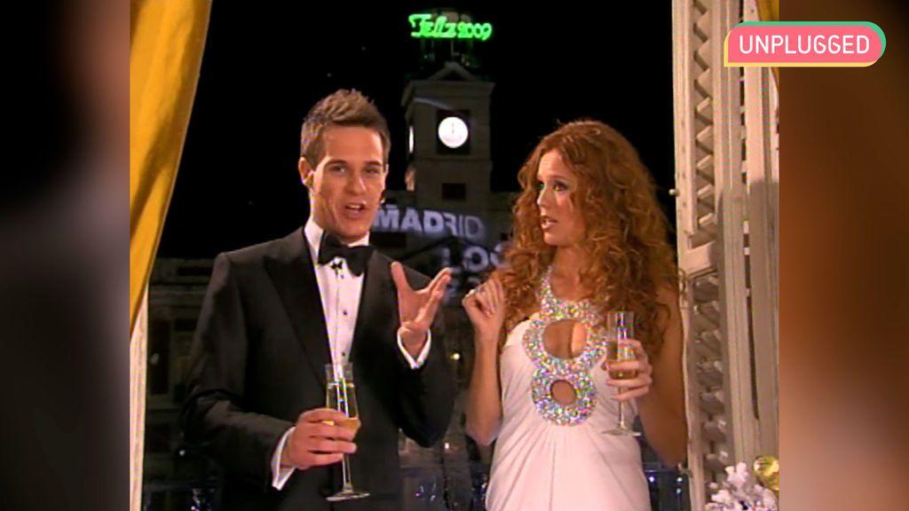 Christian Gálvez y María Castro