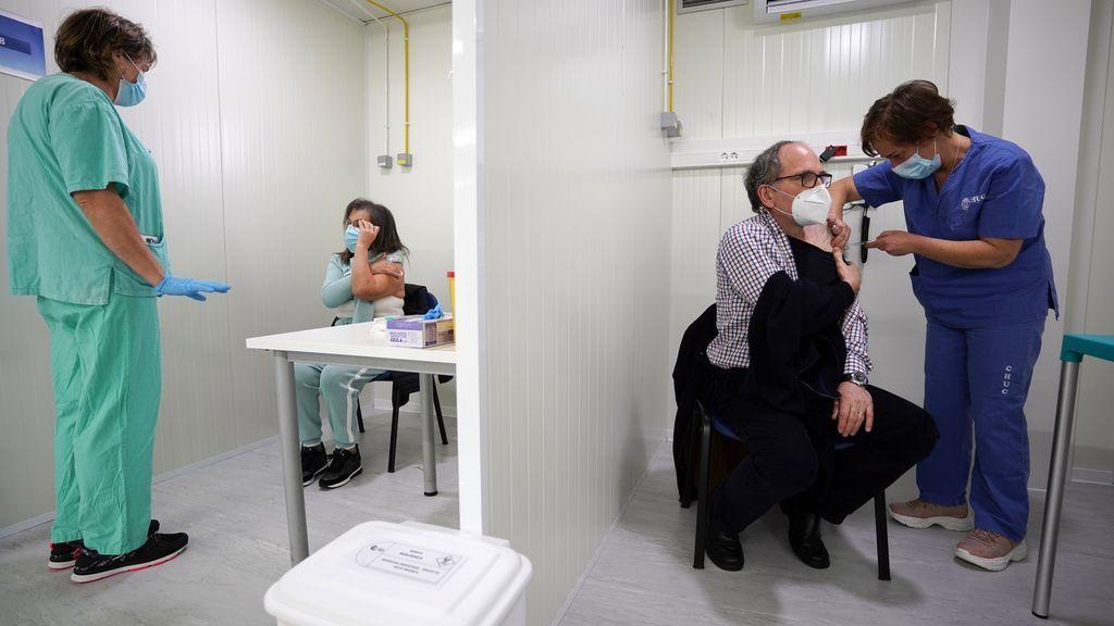 Portugal no sufre retrasos y recibe sus 70.200 dosis de la vacuna de Pfizer