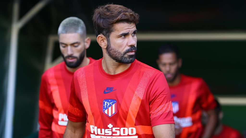 Diego Costa cierra su segunda etapa en el Atlético de Madrid.