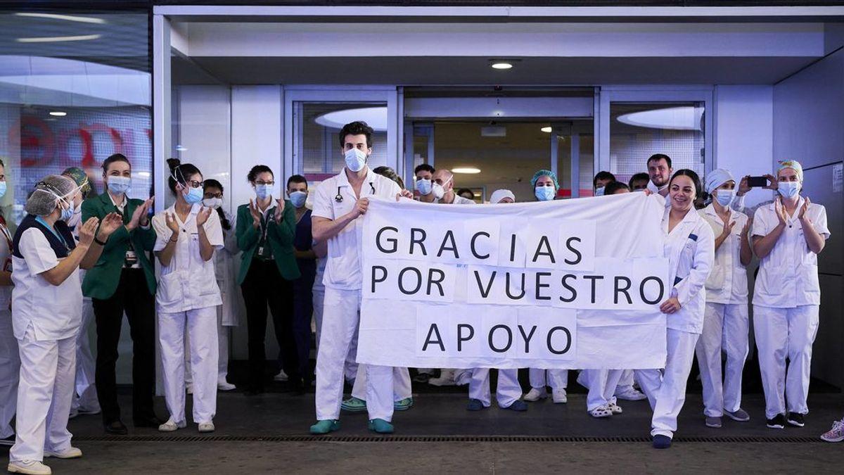 """Guillermo Fouce, huérfano por la Covid y superviviente de la enfermedad: """"Tengo la oportunidad de volver a la vida"""""""