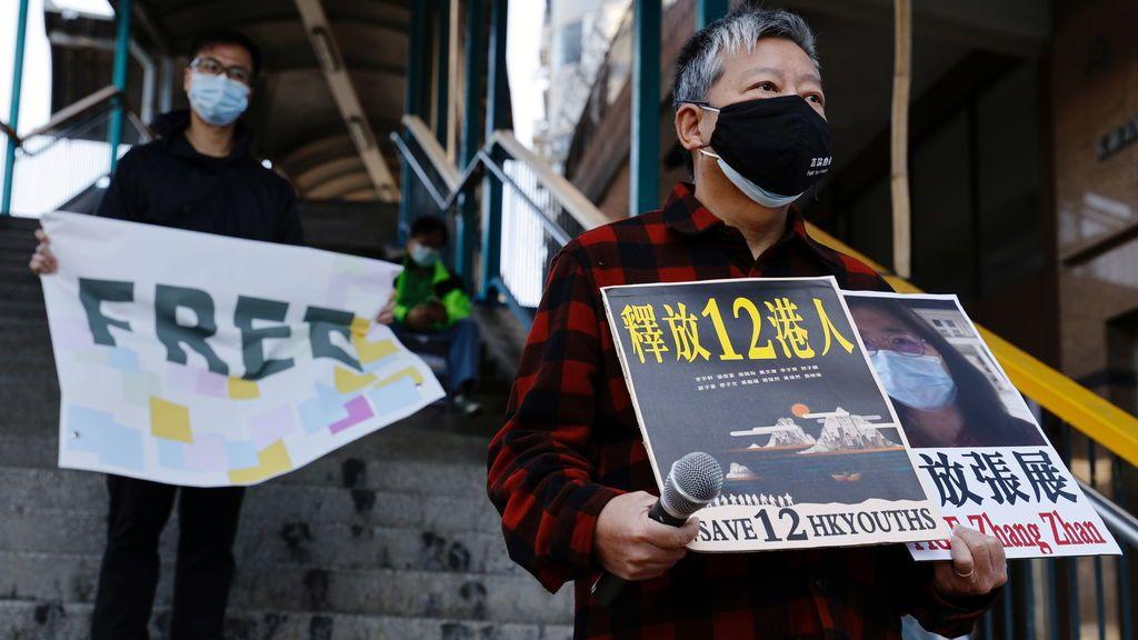 Condenada a cuatro años de prisión por su cobertura informativa del brote de coronavirus de Wuhan