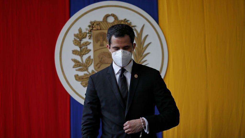 Guaidó pide ayuda al ejército venezolano y a la comunidad internacional para derrocar a madyro