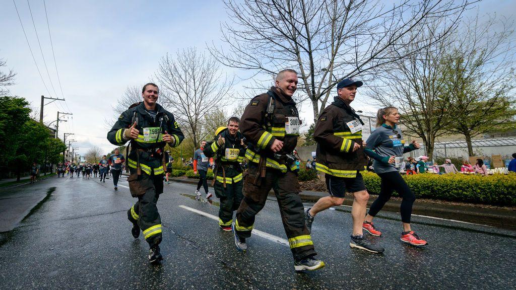Pruebas físicas para oposiciones de bombero: ¿las superarías?