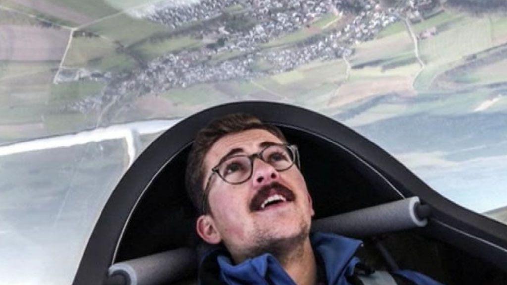 Samy Kramer, piloto alemán