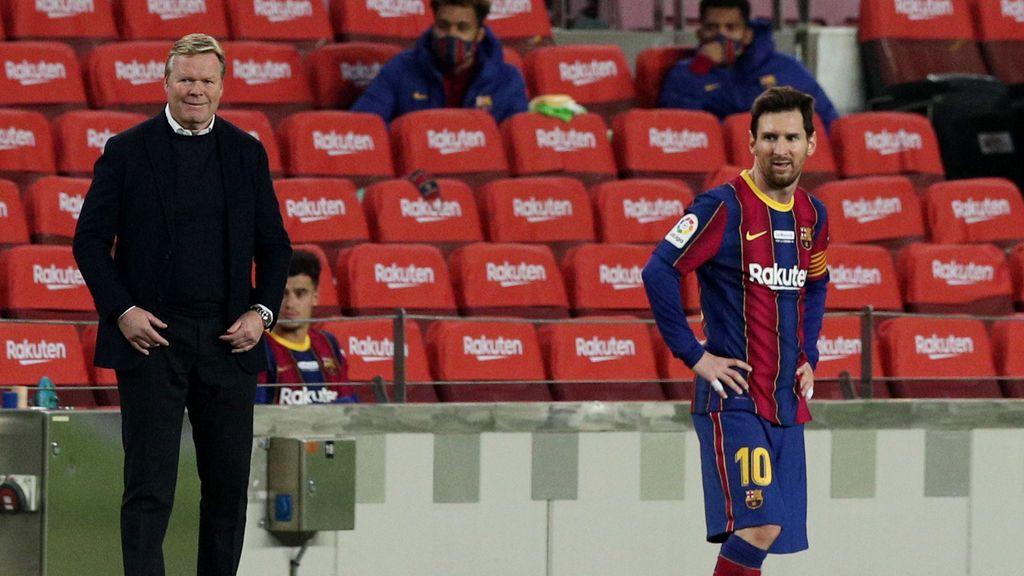 Messi no volverá a Barcelona hasta después de fin de año.
