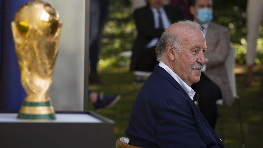 Vicente del Bosque no está a favor de la Superliga