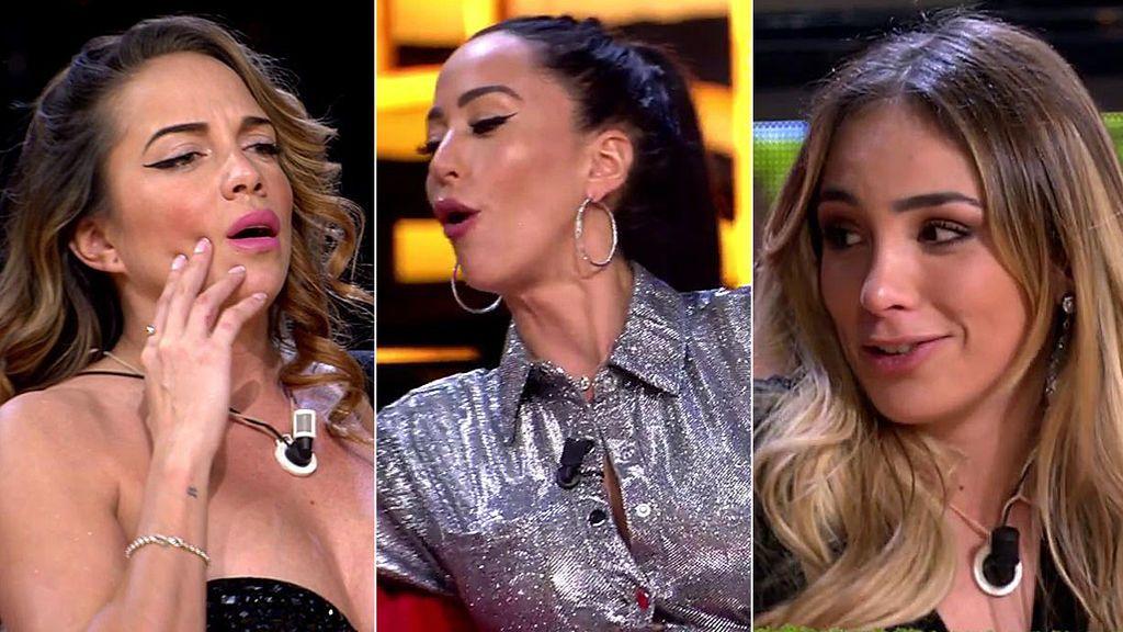 Samira se enfrenta a Aurah y Sandra Pica