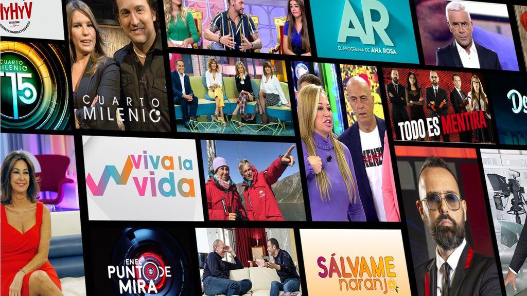 Mediaset España supera a Atresmedia en consumo de vídeo digital en noviembre y Mitele se impone nuevamente a Atresplayer