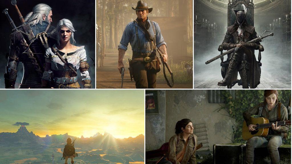 Los mejores juegos de la generación