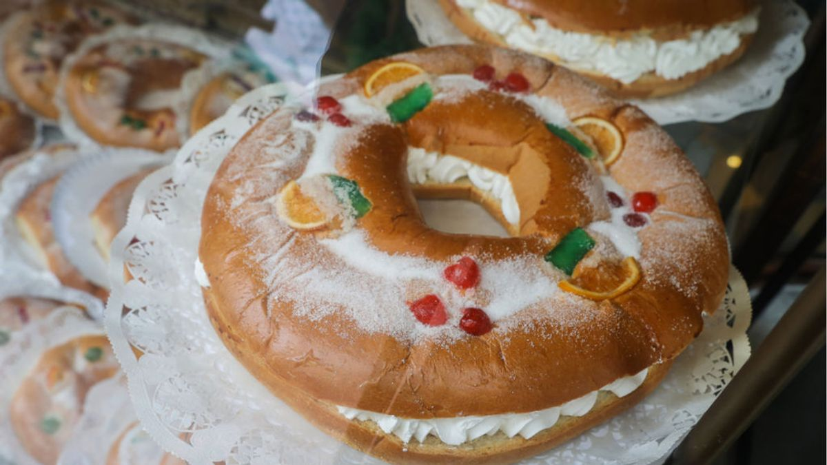 La OCU elige los mejores roscones de nata del mercado