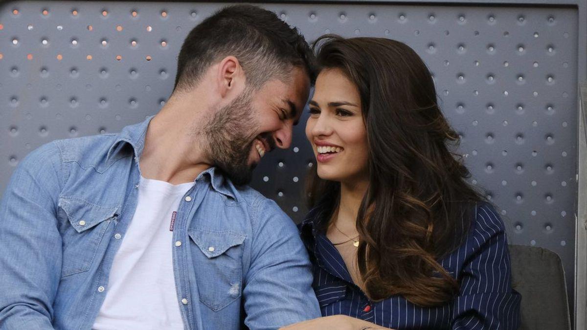 El Real Madrid se adelanta a la noticia de que Isco y Sara Sálamo vuelven a ser padres