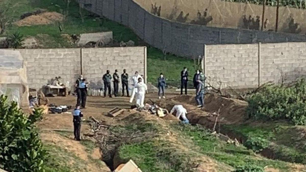 Detenido por matar, quemar y enterrar a su pareja en Las Palmas de Gran Canaria