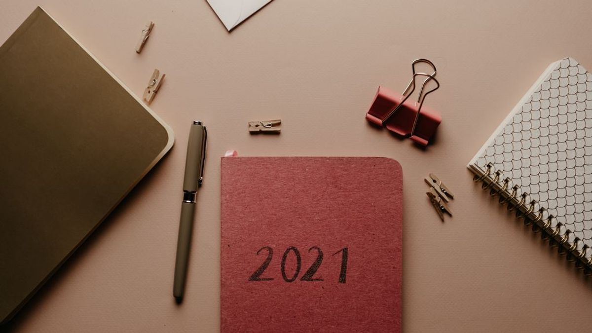 Trucos para que tus propósitos se cumplan en 2021