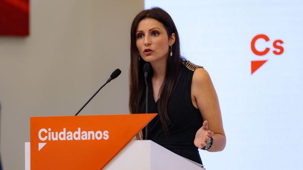 Lorena Roldán rompe con Ciudadanos y se pasa al PP en Cataluña