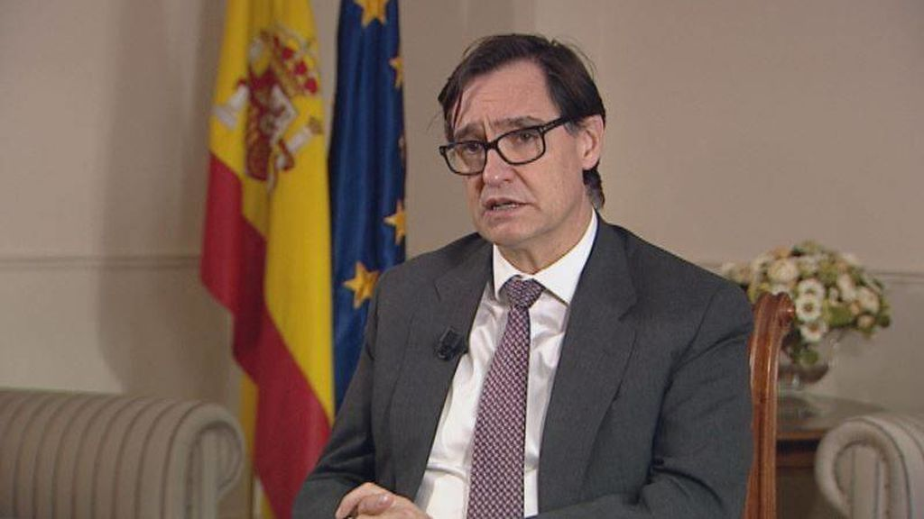 Illa negó a NIUS que fuera a ser candidato a la Generalitat en pleno proceso de vacunación